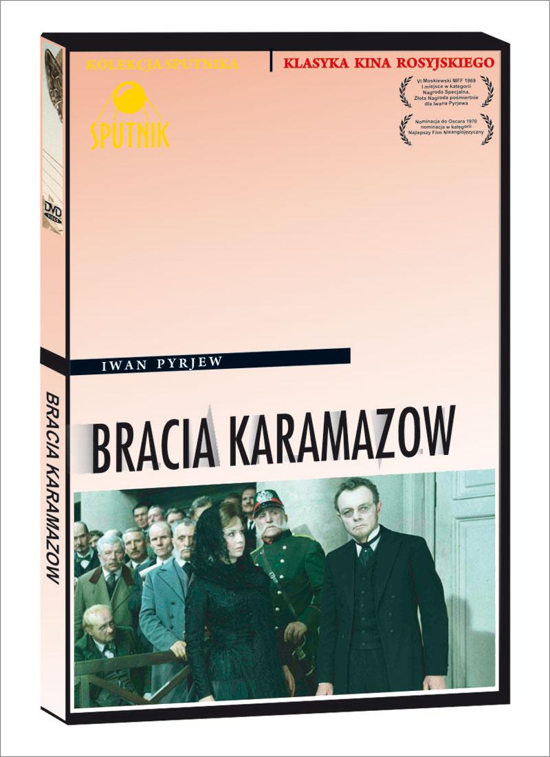 Złota kolekcja Sputnika: Bracia Karamazow