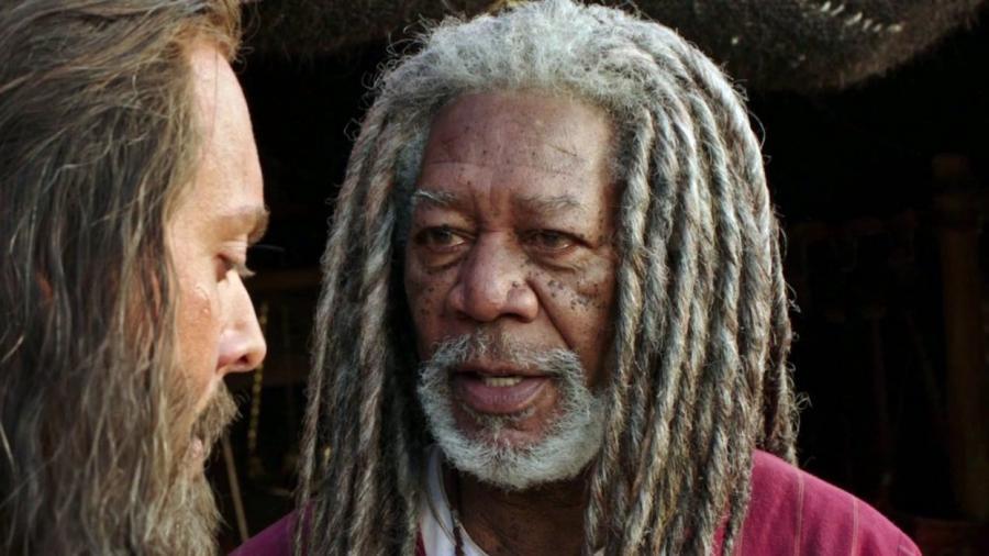 """Morgan Freeman w filmie """"Ben-Hur"""""""