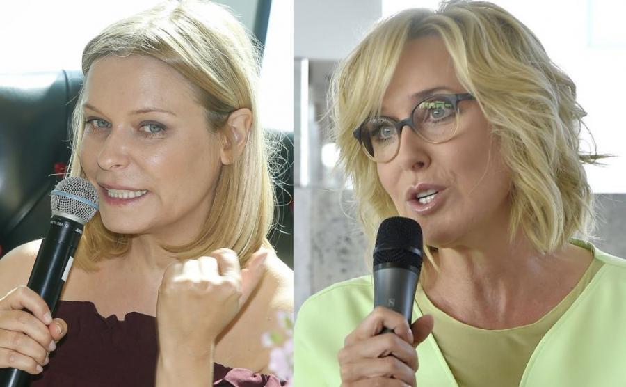 Paulina Młynarska i Agata Młynarska