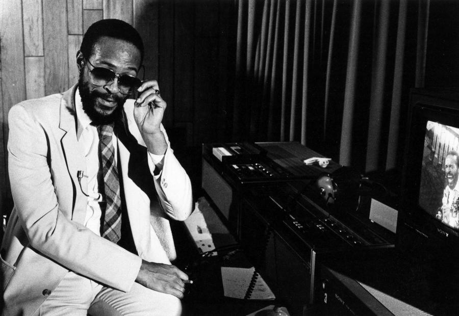 Marvin Gaye (1939 – 1984)