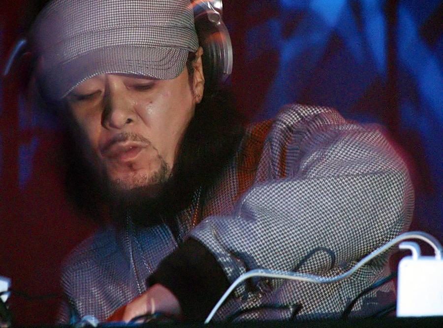 DJ Krush w październiku zagra w Polsce
