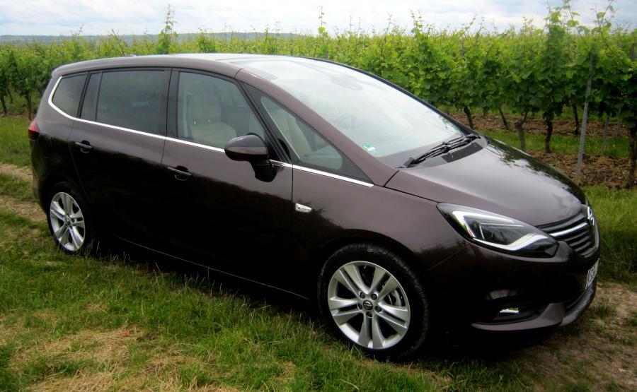 Opel zafira 2.0 CDTI/170 KM
