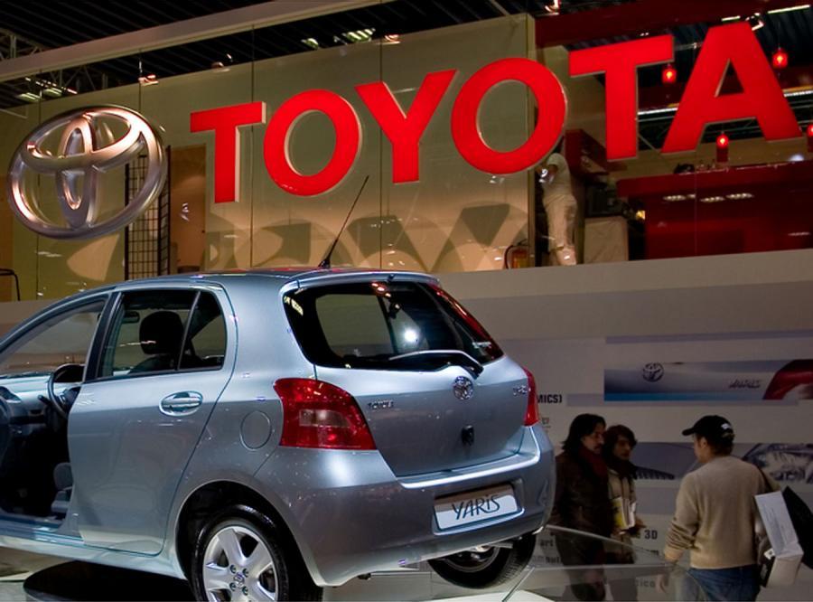 Toyota wzywa 1,8 miliona aut do poprawki