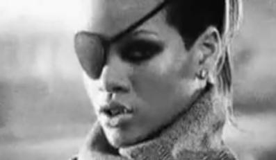 Jednooka Rihanna prezentuje nowy klip