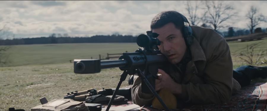 Ben Affleck - kadr z filmu \