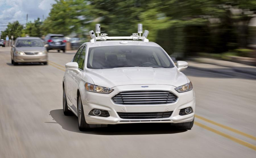 Ford stworzy całkowicie autonomiczny samochód do 2021 roku