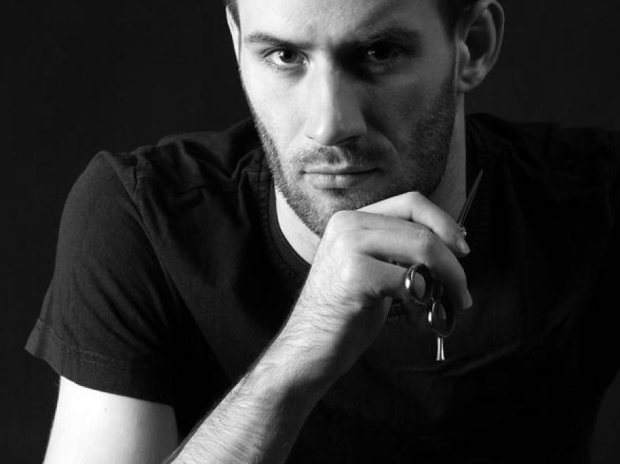 Franek Hurny, stylista fryzur,www.franek.hurny.pl