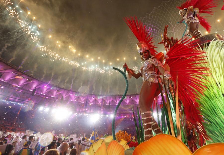 CEREMONIA ZAMKNIĘCIA IGRZYSK OLIMPIJSKICH W RIO DE JANEIRO