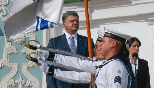 Prezydent Petro Poroszenko