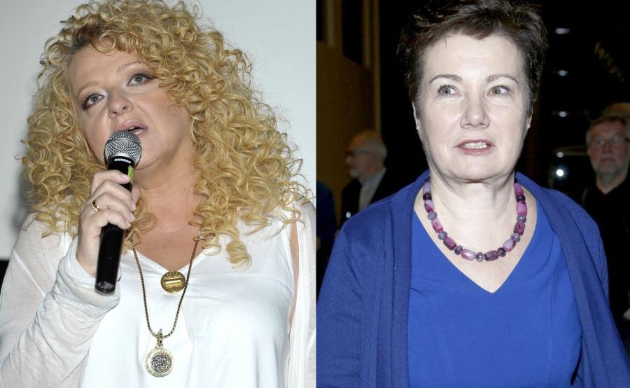 Magda Gessler, Hanna Gronkiewicz-Waltz