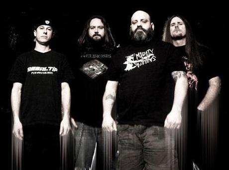 Grupa Crowbar zmienia gitarzystę