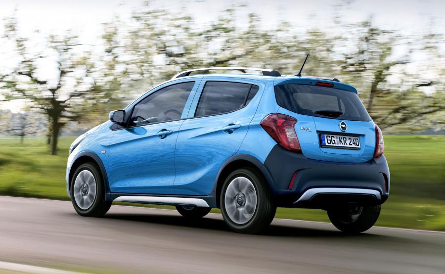 Opel Karl Rocks -