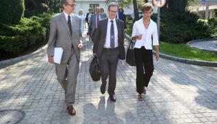 Delegacja Komisji Weneckiej w Warszawie