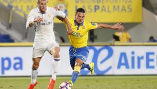 Gareth Bale i Roque Mesa