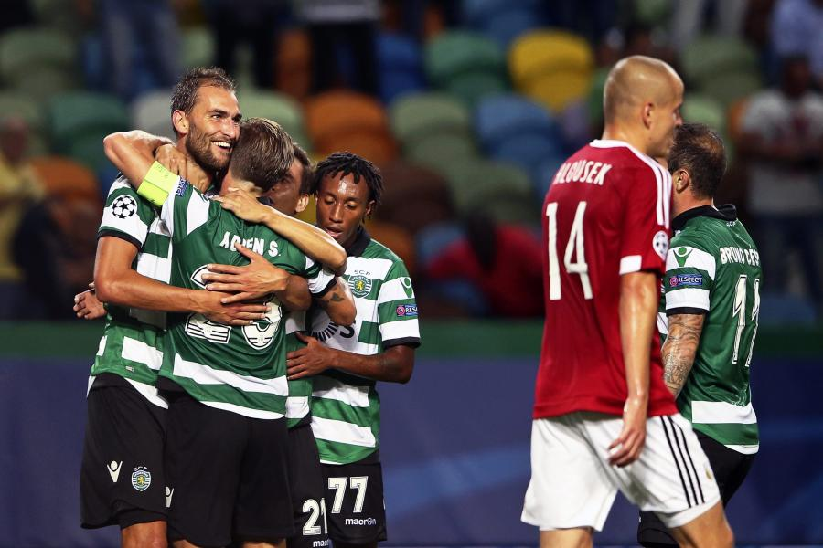 Sporting Lizbona - Legia Warszawa