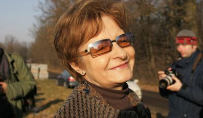 Gilowska: Rząd beztroski jak Czerwony Kapturek