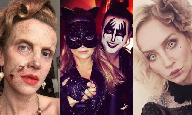 Potwory i spółka, czyli polskie gwiazdy w przebraniach na Halloween