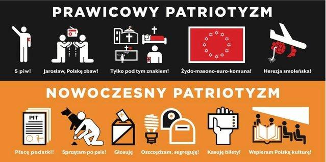 patriotyzm - mem