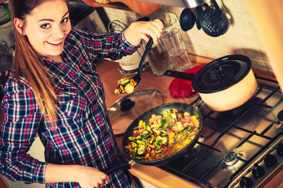 Voucher na kurs gotowania