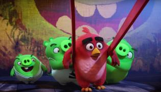 Angry Birds Film | reżyseria: Fergal Reilly, Clay Kaytis | dystrybucja: Imperial Cinepix