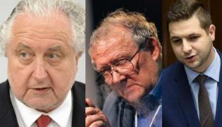 Andrzej Rzepliński, Adam Michnik i Patryk Jaki