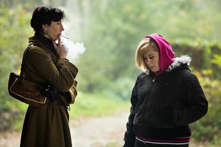 """Kadr z filmu """"Fale"""". fot. Mirosław Sosnowski/Studio Munka"""