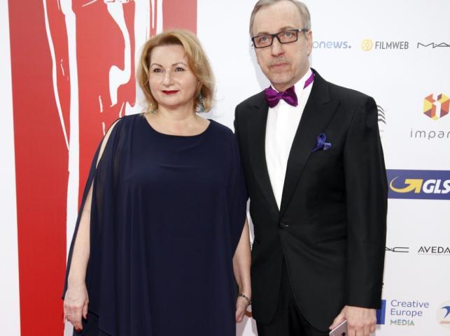 Barbara i Bogdan Zdrojewscy