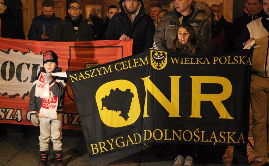 Marsz NOP we Wrocławiu