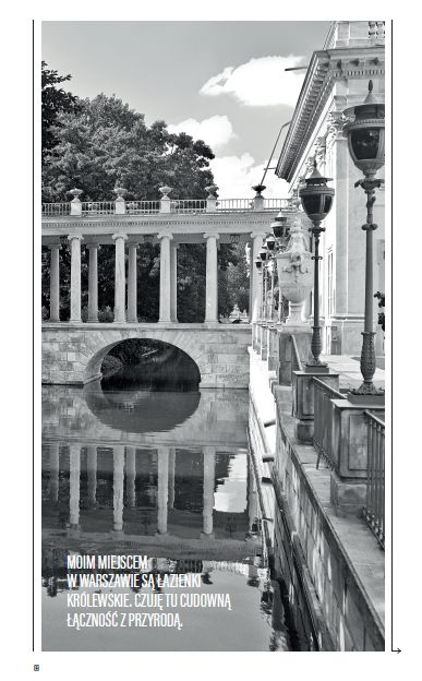 ilustracja z książki The Cosmopolitans Marzeny Mróz-Bajon