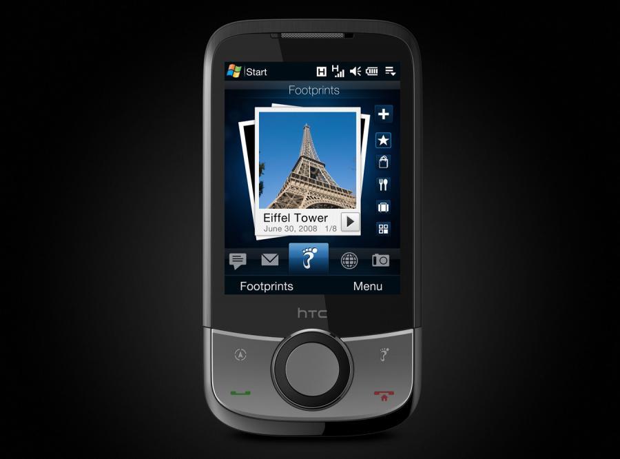 HTC Touch Cruise II: Komórka z GPS, jakiej nie było