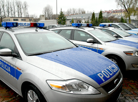 Policji brakuje pieniędzy na wszystko