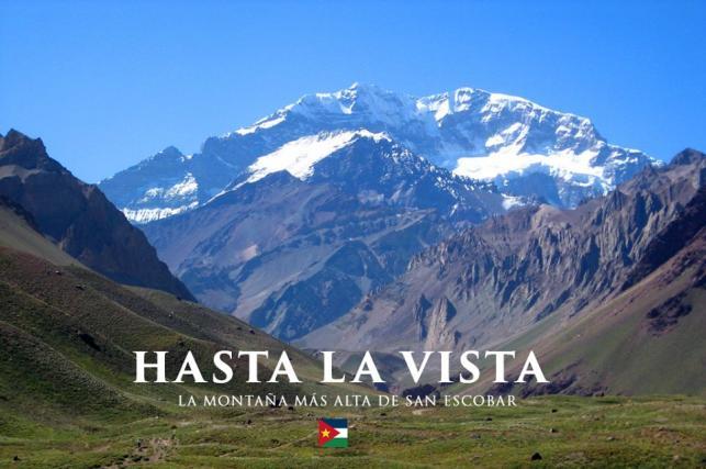 Hasta La Vista - góry San Escobar
