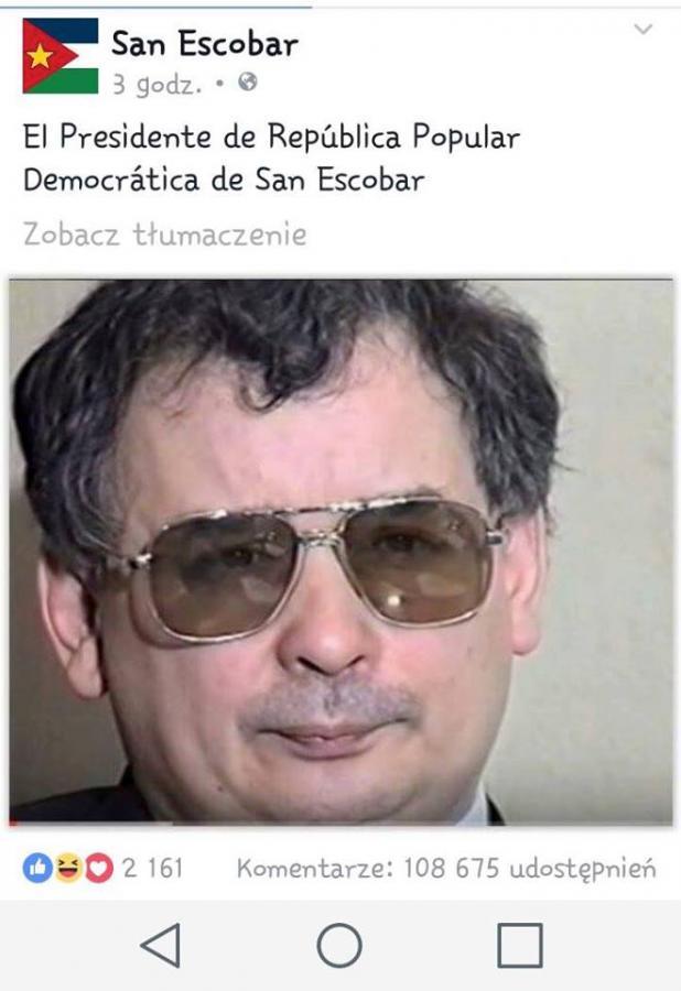 prezydent San Escobar