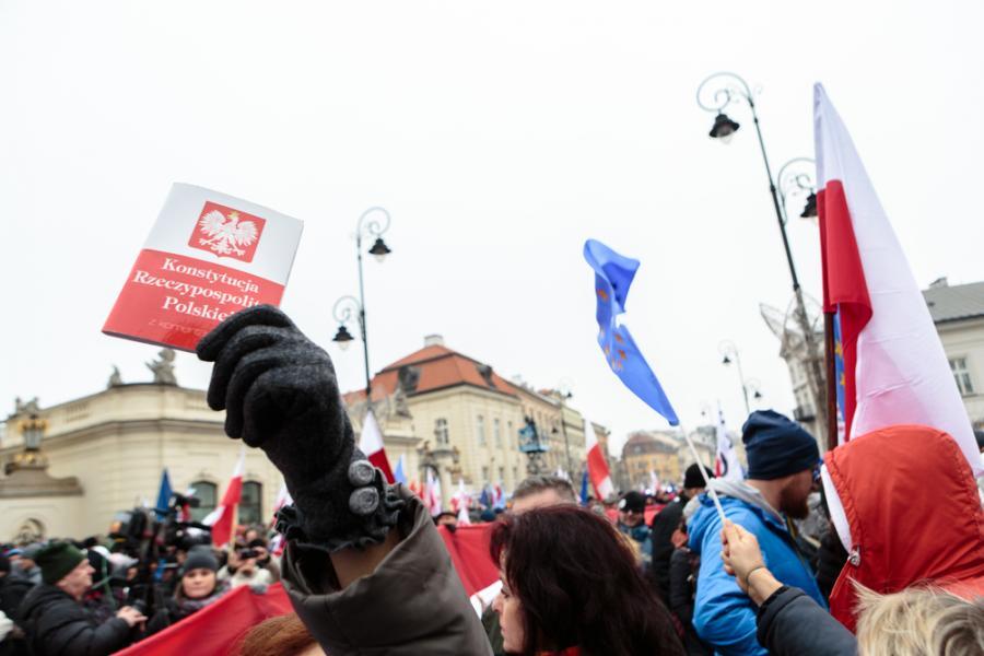 Protesty w Polsce