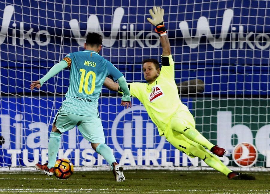 Leo Messi i Yoel Rodriguez