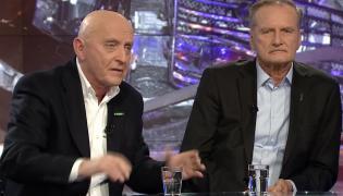 Jerzy Dziewulski i Gromosław Czempiński