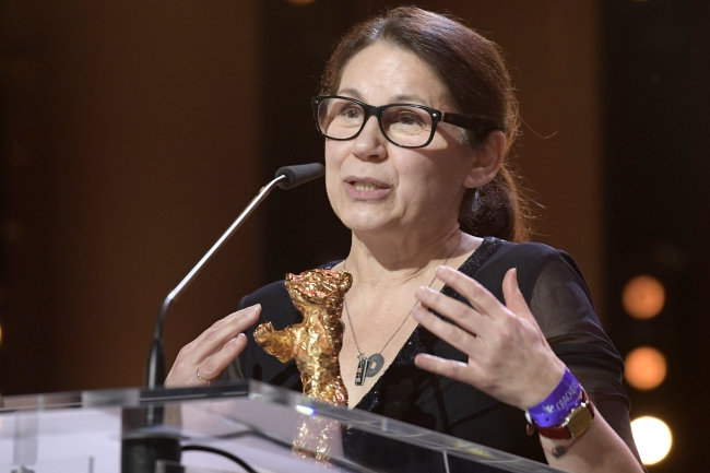 Węgierska reżyserka Ildiko Enyedi ze Złotym Niedźwiedziem za film \