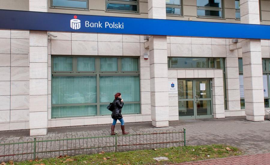 Oddział banku PKO BP