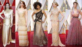 Dacota Johnson, Emma Stone, Halle Berry, Nicole Kidman, Scarlett Johansson