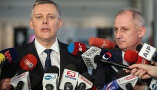 Tomasz Siemoniak i Sławomir Neumann